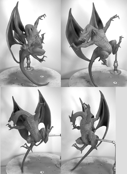 McFarlane's Eternal Dragon Collectible