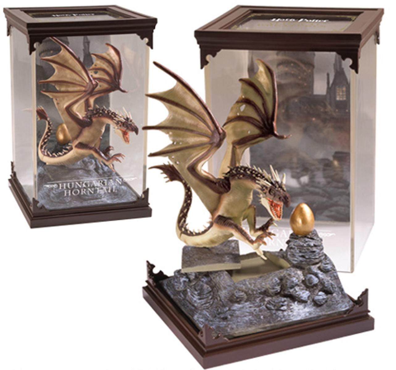Hungarian Horntail Collectible Sculpture for The Noble Collection