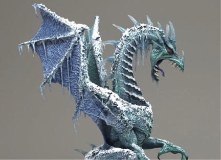 McFarlane Ice Dragon