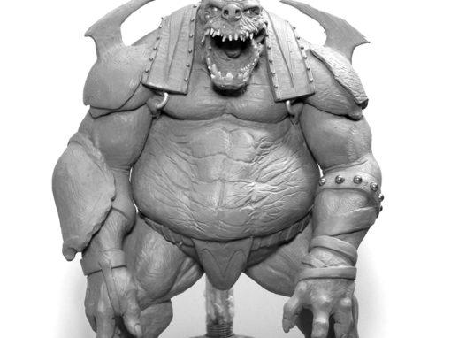 Ogre Guard Class
