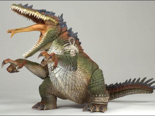 McFarlane's Sebek the Crocodile King