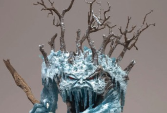 McFarlane Toys Twisted Jack Frost